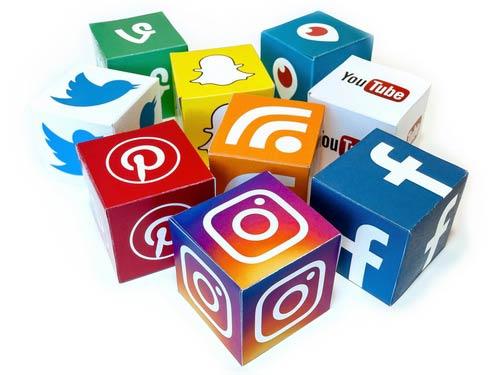 Многообразие соцсетей