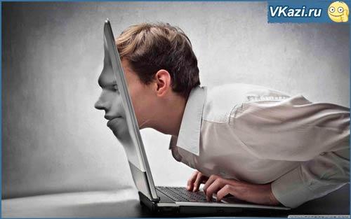 вконтакте - настоящий виртуальный мир